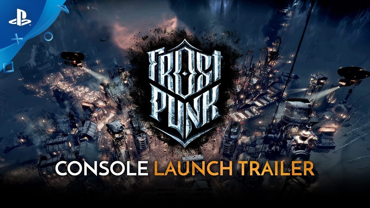 Adapting Frostpunk's Complex City-Building for PS4, Out Tomorrow