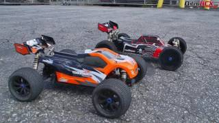 Team Energy RC Drag Race Speed Test