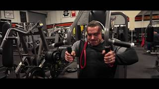 """IFBB Pro Brad Rowe """"Driven"""" Part 1- A Day In The Life"""