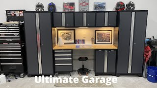 New Age Garage Cabinets (Ultimate Garage Work Space)