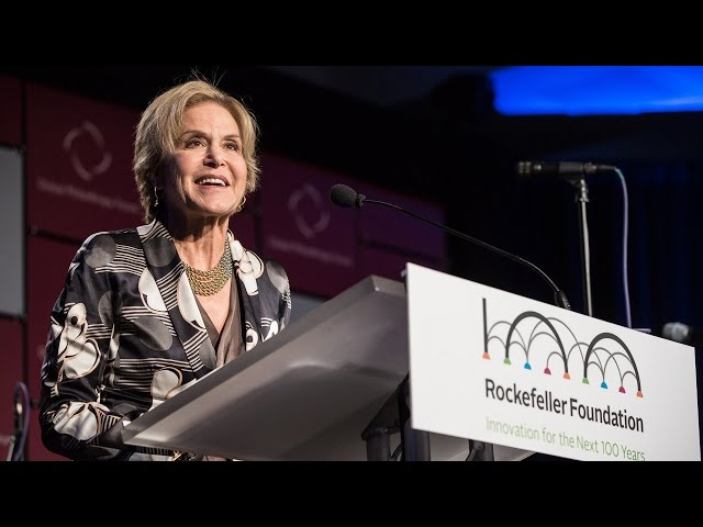 The Rockefeller Foundation Centennial Dinner: A Celebration of Strategic Philanthropy