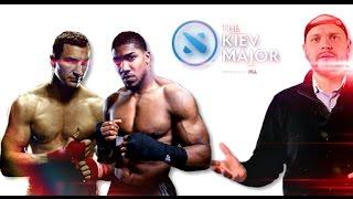 МИР СПОРТА: Кличко vs Джошуа