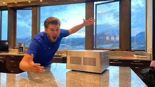 Rotel rb-1590 Unboxing & Overview 2x350 Watt Hifi Amplifier?!?