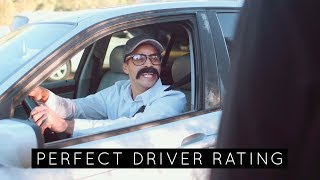 Perfect Driver Rating   David Lopez