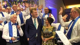 Afscheid Jan Hamming - Langstraat TV