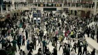T Moble Liverpool St Flash Mob Dance Advert High Quality