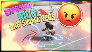 EXPOSING MORE LAGSWITCHERS/GLITCHERS | Rb World 2