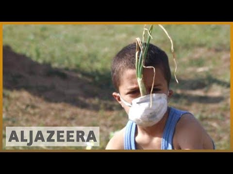 🇵🇸 Gaza's onion boy: 'My goal is to take back my grandparent's land' | Al Jazeera English