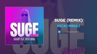 Nicki Minaj   SUGE (Remix) (AUDIO)