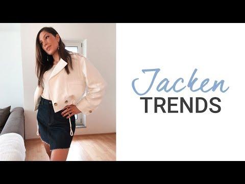 Die 5 größten Jacken Trends Frühling Sommer 2019 | Lohnen sich die neuen Trends? | natashagibson