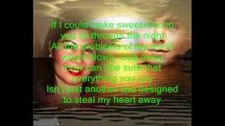 Hold Me Now w/ lyrics by: Dan Hill (ef)
