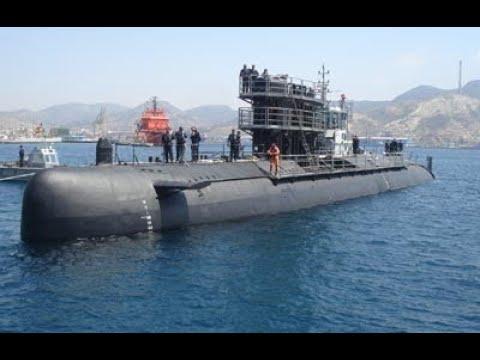 El submarino S-73 Mistral de la Armada española se dará de baja en junio