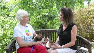 #Unscripted Living and Giving: how residents at Tapestry give back at Clarehouse, a non profit organ