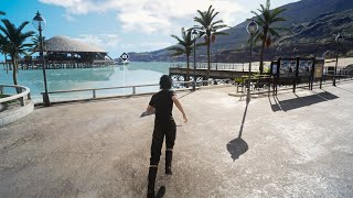 FFXV Revised reshade and raytracing