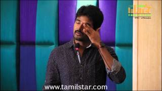 Sivakarthikeyan and Hansika Motwani at Maan Karate Success Meet