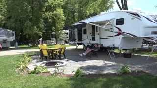 preview picture of video 'Themed Weekends - Chautauqua Lake KOA'