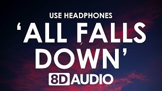 Alan Walker   All Falls Down (8D AUDIO) 🎧 (feat. Noah Cyrus & Digital Farm Animals)