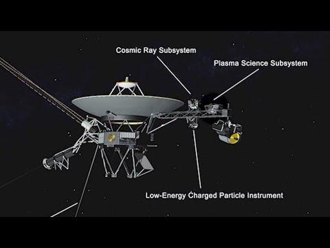 Voyager 2 Spacecraft Reaches Interstellar Space