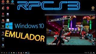 EMULADOR PS3 PARA PC JUGAR JUEGOS EXCLUSIVOS DE PS3 EN PC