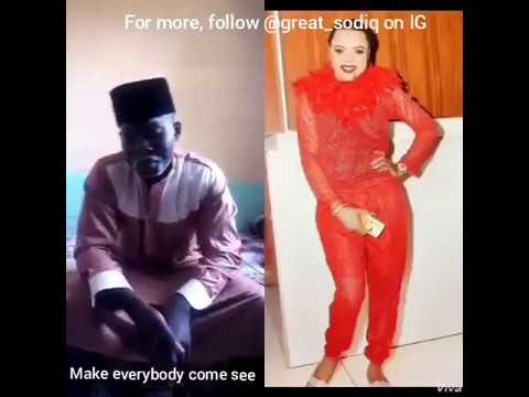 See visuals of Leg over Cover done for Bobrisky - Very Funny