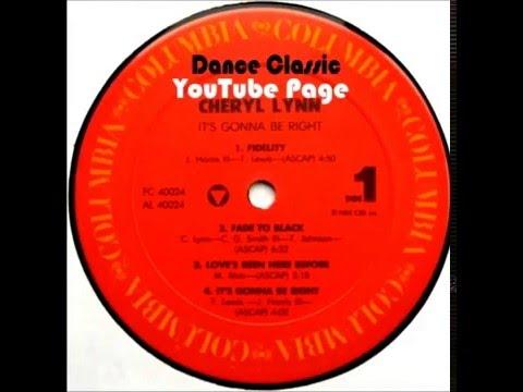 "Cheryl Lynn - It's Gonna Be Right (7"" Edit)"