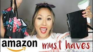 AMAZON MUST HAVES!   JUNE 2018