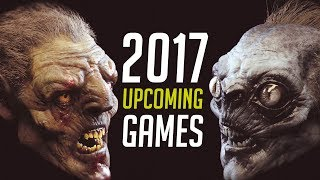 Top 25 Upcoming Games of 2017 (Second Half)