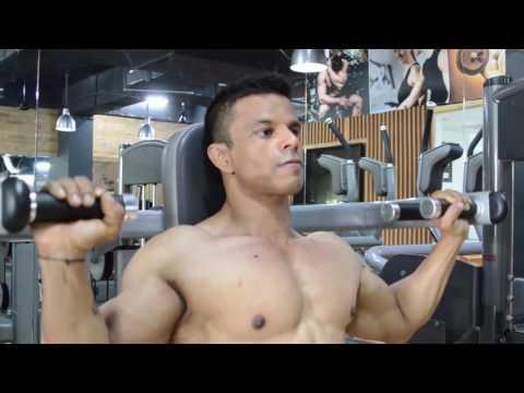 Machine Shoulder Press - Learn how to do Shoulder Press Workout