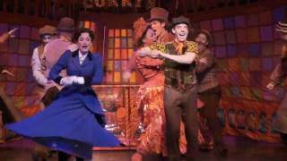 """""""Supercalifragilisticexpialidocious"""" from MARY POPPINS on Broadway"""