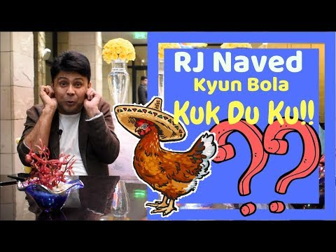 Interview with RJ Naved: Why did he say kukduku?