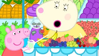 Peppa Pig Official Channel | Peppa Pig Loves Vegetables and Fruits Smoothie