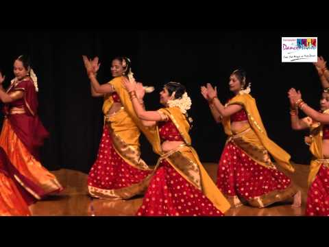 Download Ladies dance performance on a medley of south Indian song by  Sampada's Dance Studio students HD Mp4 3GP Video and MP3