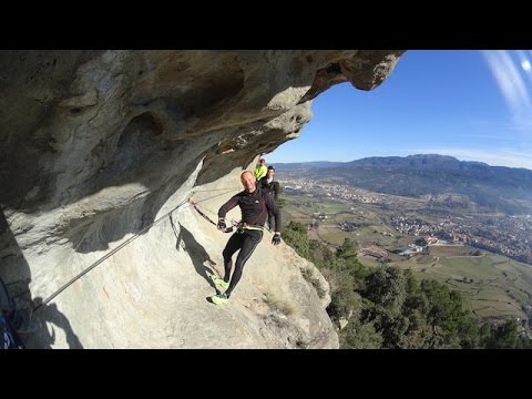 Climbing Via Ferrata Baumes Corcades | Centelles