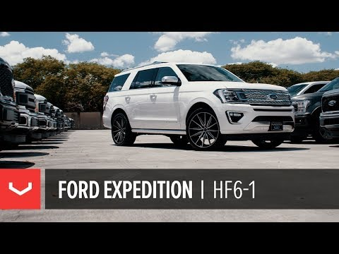 Ford | 2019 Expedition | HF6-1 Wheels