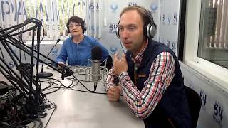 В День кино 27 августа Станислав Шуберт и Элла Давлетшина в эфире Радио-54