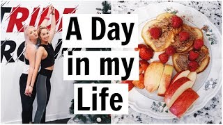 FITNESS VLOG: Why I'm Dieting, Justin Bieber Spin Class, & What I Eat in a Day