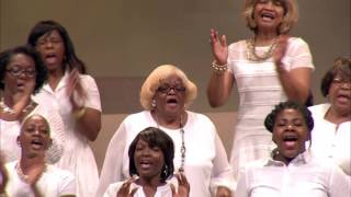 "Concord Church Women's Day Praise and Worship: ""All In His Hands"" Women's Choir"