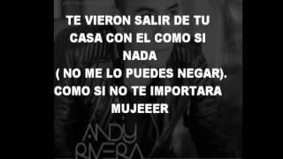 ANDY RIVERA MEJOR QUE EL LETRA OFICIAL 2015