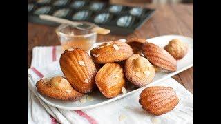 """Французское печенье """"Мадлен""""   пошаговый рецепт"""