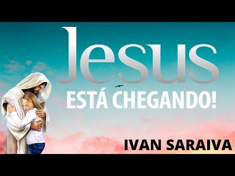 JESUS ESTÁ CHEGANDO