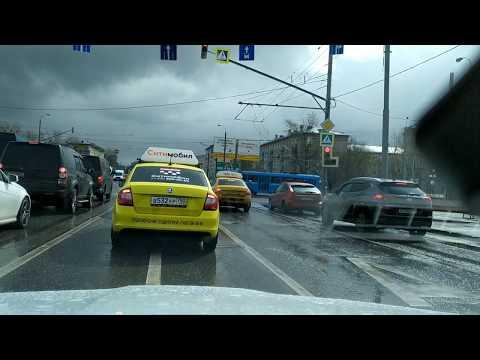Шкода Октавия А7!!!  Яндекс Такси. 16-е апреля четверг. Провал. Что с работой в Москве?