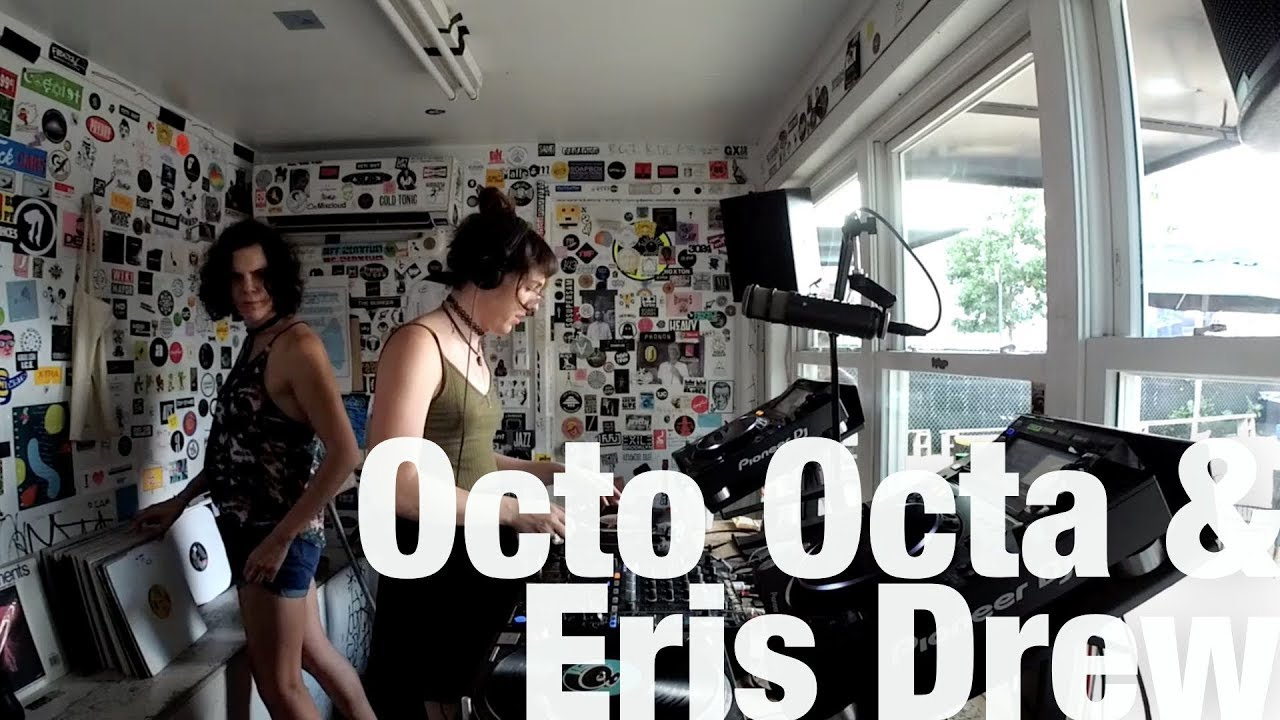 Octo Octa & Eris Drew - Live @ The Lot Radio 2018