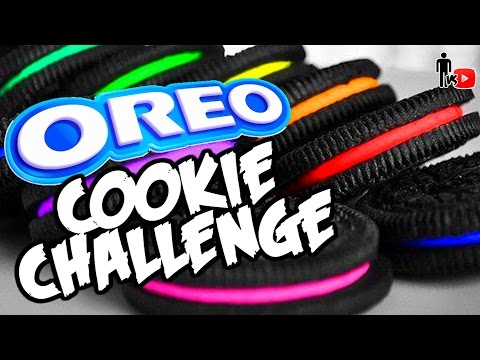 20 FLAVOR Ultimate OREO Challenge!!! Man Vs Youtube #21