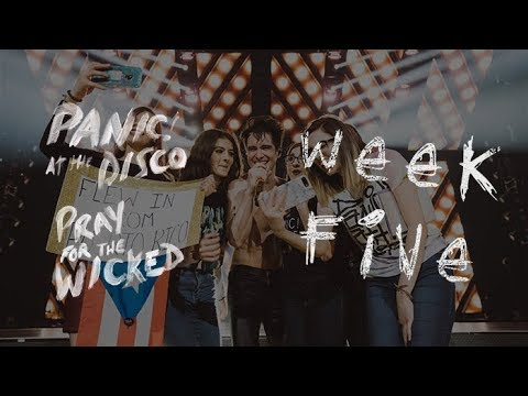 Panic! At The Disco - Pray For The Wicked Winter Tour (Week 5 Recap) - Panic! At The Disco