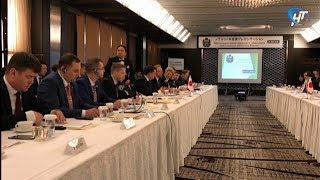 Новгородская область налаживает экономическое сотрудничество с Японией