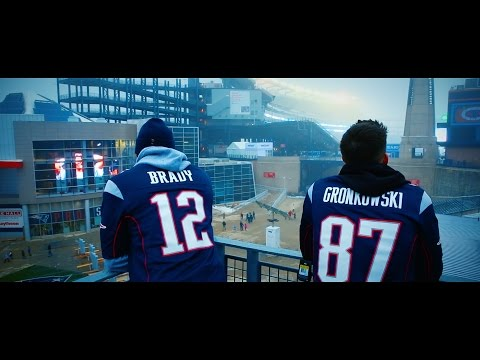 Champion (Patriots Anthem) - Brandon Capp & Randy Lo