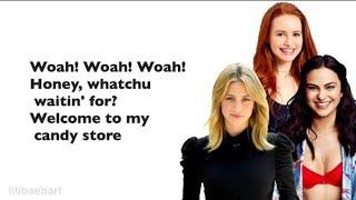 Riverdale 3x16   Candy Store (Lyrics)(Full Version) By Madelaine Petsch, Lili Reinhart