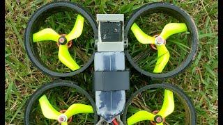 FPV Cinewhoop Drone Practice / 시네후프 연습