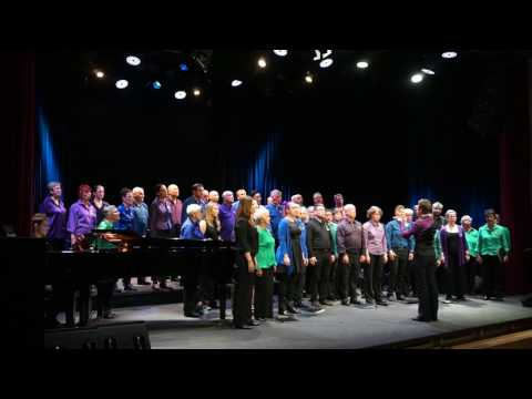 Senzenina - Pacific Pride Choir & Voces Gaudii
