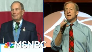 To Defeat Trump In 2020, Dems Eye Billions In Cash And Millions In Instagram Likes | MSNBC